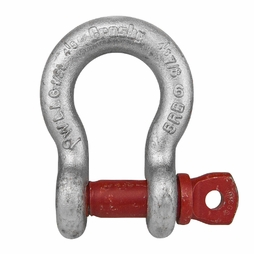 Crosby G-209 Screw Pin Shackles