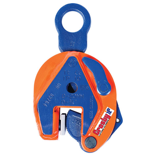 Crosby IP IP10 4-1/2 Ton Lifting Clamp - #2701666