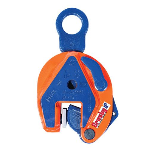 Crosby IP IP10/J 9 Ton Lifting Clamp - #2701672