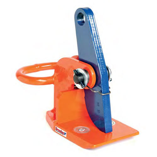 Crosby IP IPH10/J 4-1/2 Ton Horizontal Lifting Clamp - #2703534