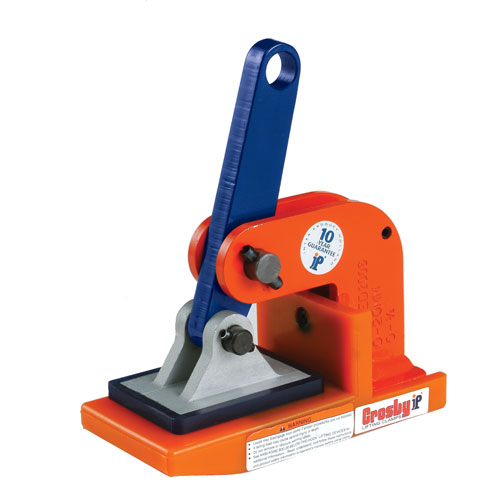 Crosby IP IPHNM10 1 Ton Non-Marring Horizontal Lifting Clamp - #2703288
