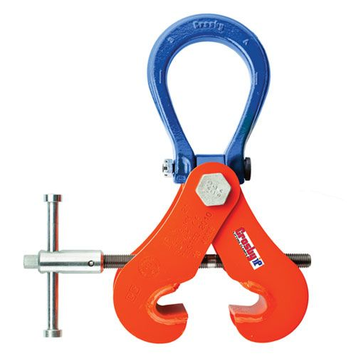 Crosby IP IPTKU 10 Ton Beam Clamp - #2707970