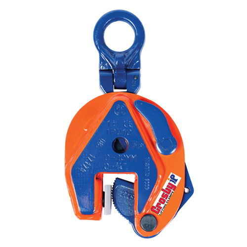 Crosby IP IPU10/J 12 Ton Lifting Clamp - #2701681