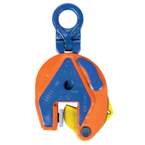 Crosby IP IPU10/A 1 Ton Lifting Clamp - #2701628