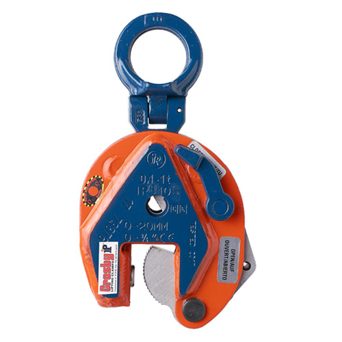 Crosby IP IPU10S 9 Ton Lifting Clamp - #2702271