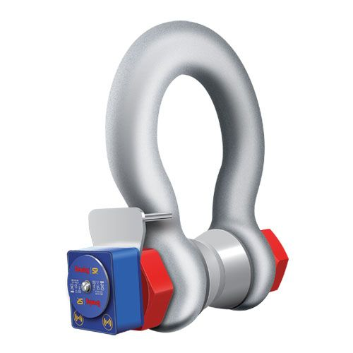 Crosby Straightpoint WLS120T Wireless Loadshackle - 120 Ton - #2789172
