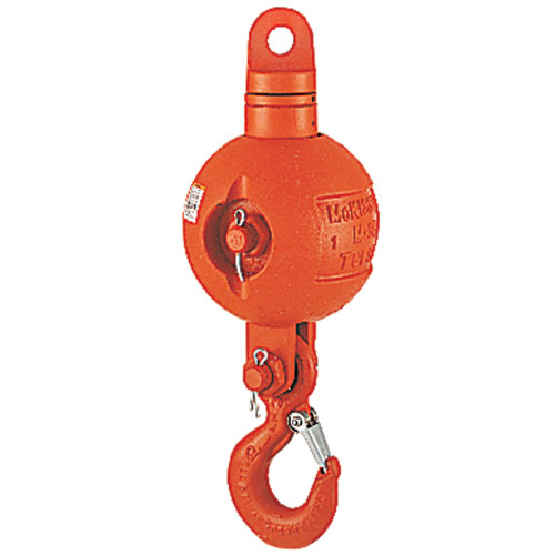 Crosby UB500E Top-Swiveling Overhaul Ball - 20 Ton WLL - #1036243
