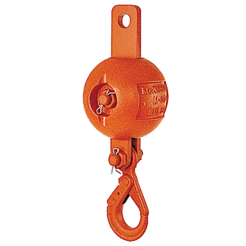 Crosby UB500S Non-Swiveling Overhaul Ball - 10 Ton WLL - #1036497