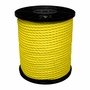 """CWC 3/8"""" PolyPro 3-Strand Rope - 2430 lbs Breaking Strength"""