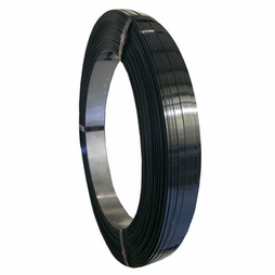 "CWC 5/8"" x 0.02"" Steel Strapping - 95 lbs Coil - 1470 Breaking Strength"