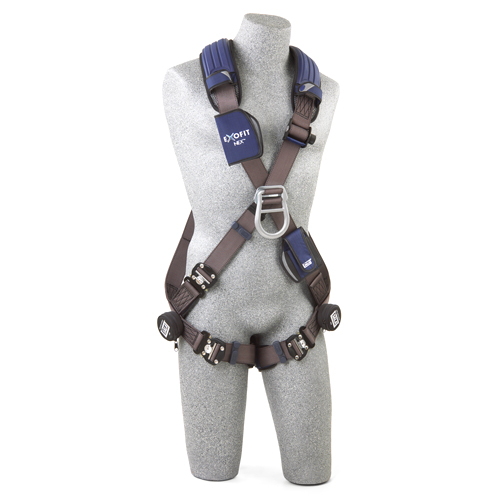 DBI Sala ExoFit NEX Cross-Over Climbing Harness - Size Small - #1113091