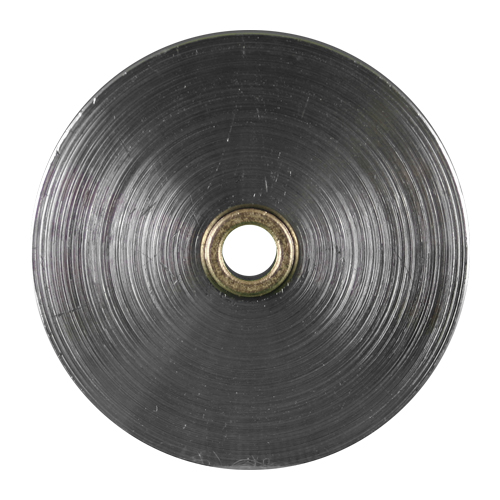 "Deuer 2-1/2"" Steel Sheave - 1/4"" Wire Rope - 550 lbs WLL"