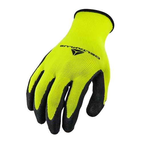 Elvex APOLLON VV733 Hi-Vis Palm Dipped Glove