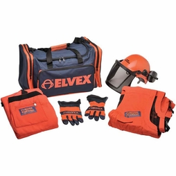 Elvex Chainsaw Protection Kit