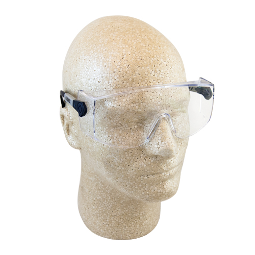 Elvex OVR-Spec I Clear Safety Glasses