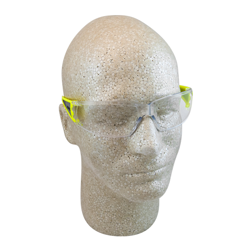 Elvex Reflect-Specs Clear Anti-Fog Safety Glasses