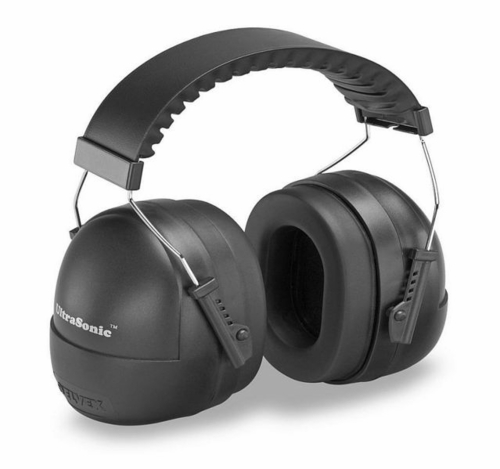 Elvex UltraSonic Ear Muffs - NRR 29 dB