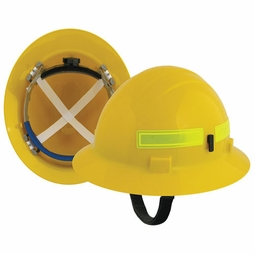 ERB Americana Wildlands Hard Hat - Yellow