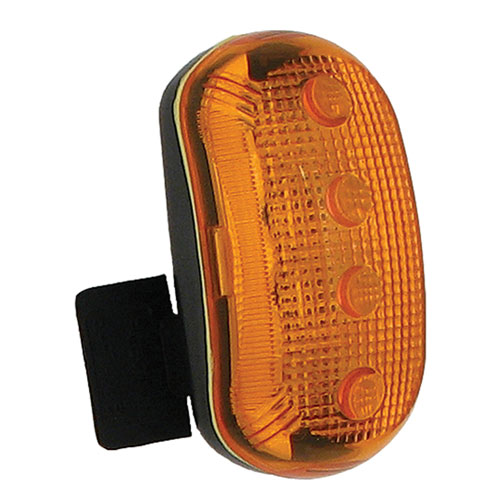 ERB Hard Had Safety Light - Amber LED