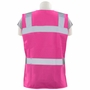ERB S721 AwareWear Non-ANSI Pink Women's Fitted Vest