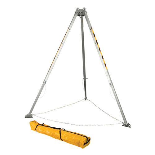 FallTech 8 ft Confined Space Tripod - #7276