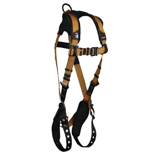 FallTech Advanced ComforTech Gel Standard Harness - Size X-Large - #7080B-XL