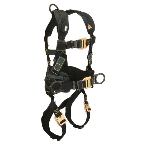 FallTech Arc Flash Construction & Rescue Harness - Size Small - #8070R-S