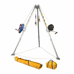 FallTech Confined Space Tripod Kit - #7509