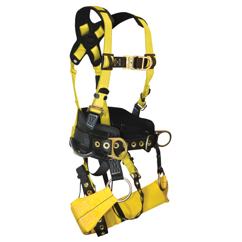 FallTech Journeyman TowerClimber Harness - Size X-Large - #7042-XL