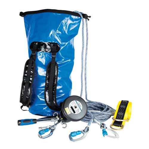 FallTech UniDrive™ Rescue & Descent Kit - 300 ft Rope - #6814300K