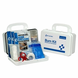 First Aid Only Plastic Burn Kit