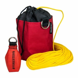 Forester 11 oz Throw Weight Kit w/ Bag - Orange