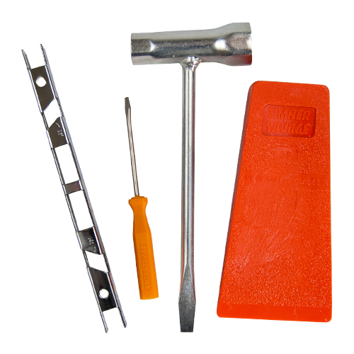 Forester Deluxe Chainsaw User's Tool Kit
