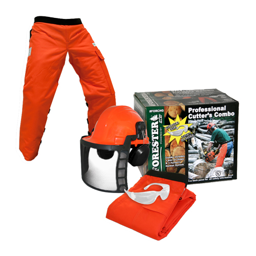 Forester Professional Cutter's Combo Kit
