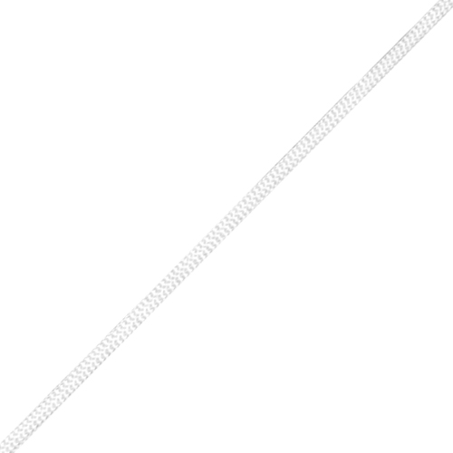 Gladding #550 x 1000 ft Paracord - White - 460 lbs Breaking Strength
