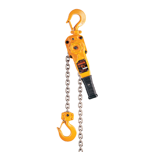 Harrington LB 1-1/2 Ton x 5 ft Lever Chain Hoist