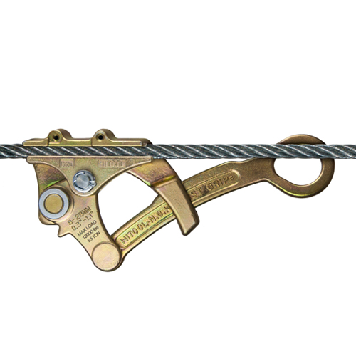 """HIT 5/16"""" - 1"""" Trigger Grip for Cable - 12000 lbs WLL - #16-TG50A"""