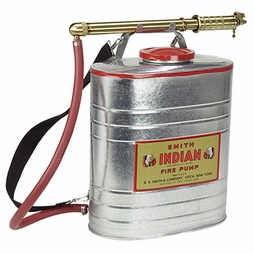 Indian 90G Galvanized Fire Pump - 5 Gallon
