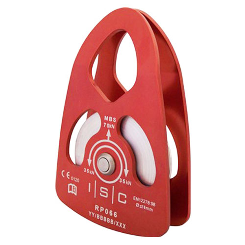 """ISC Large Pulley - 5/8"""" Rope - #RP066"""