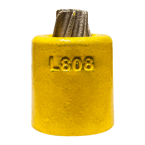"J9 Wedge-Type Quick Ferrule - 1-1/8"" Wire Rope"
