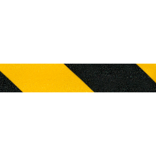 "Jessup 2"" x 60 ft Yellow / Black Non-Skid Tape"