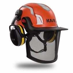 Kask Zenith Helmet Combo Kit - Orange