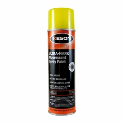 Keson Yellow 20 oz Ultra-Mark Inverted Paint - Per Can