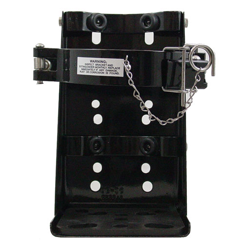 Kidde Fire Extinguisher Vehicle Bracket - 5 lbs - Heavy-Duty - #368064