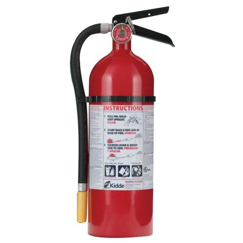 Kidde Pro Line ABC Fire Extinguisher - 5 lbs w/ Wall Hook - #466112