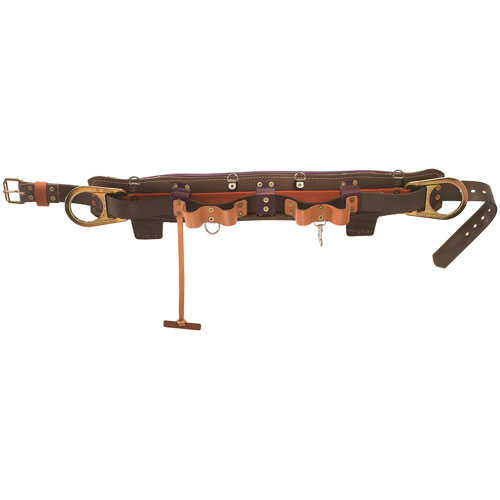 Klein Standard Full-Floating Lineman's Belt - #5282N
