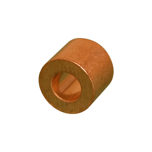 "1/8"" Copper Swage Stop"