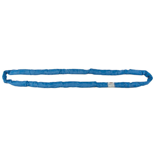 Liftex Blue 10 ft Endless RoundUp Round Sling - 21200 lbs WLL