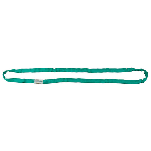 Liftex Green 10 ft Endless RoundUp Round Sling - 5300 lbs WLL