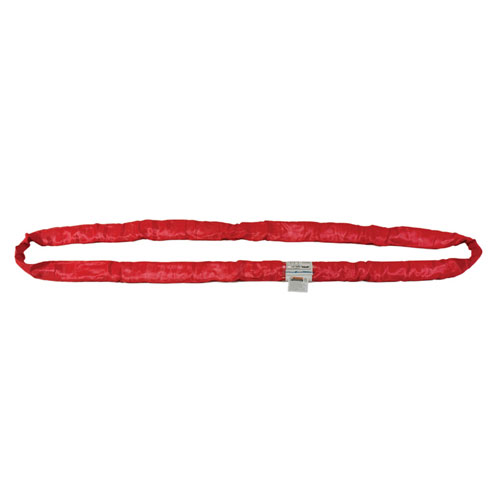 Liftex Red 4 ft Endless RoundUp Round Sling - 13200 lbs WLL